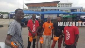 Revolution Now: Security Officials Shave Protester's Hair With Broken Bottles (Pics)
