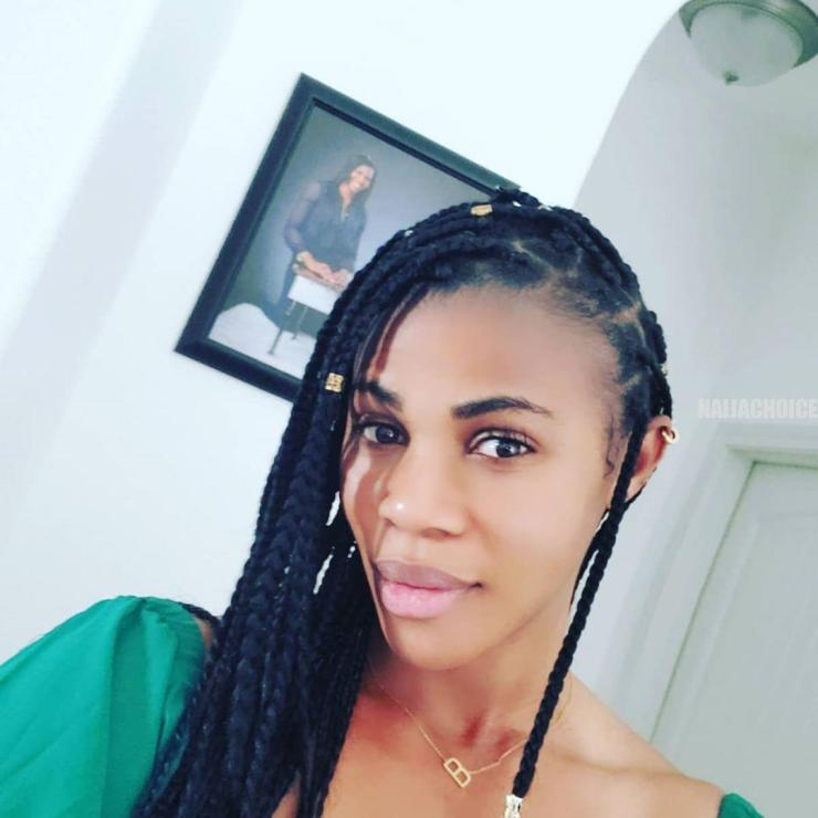 Blessing Okagbare Celebrates Her 32nd Birthday Today
