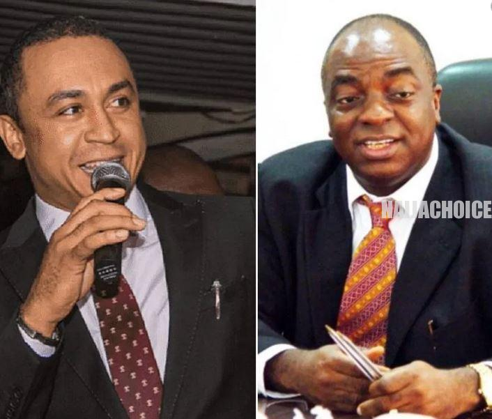 Daddy Freeze Apologises To Bishop Oyedepo (Video)