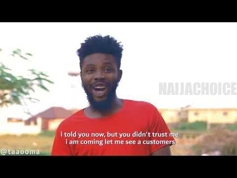 DOWNLOAD COMEDY VIDEO: Taaooma – When Trouble Sits