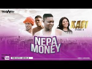 DOWNLOAD COMEDY VIDEO: The Cute Abiola – Nepa Bill