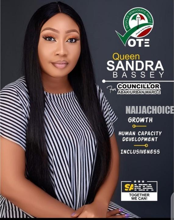 Ex Beauty Queen Turned Shoemaker Joins Race For Councilorship Election (Pics)