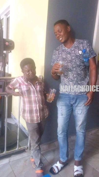 Is This The Shortest Councillor In Nigeria? ( Photo )