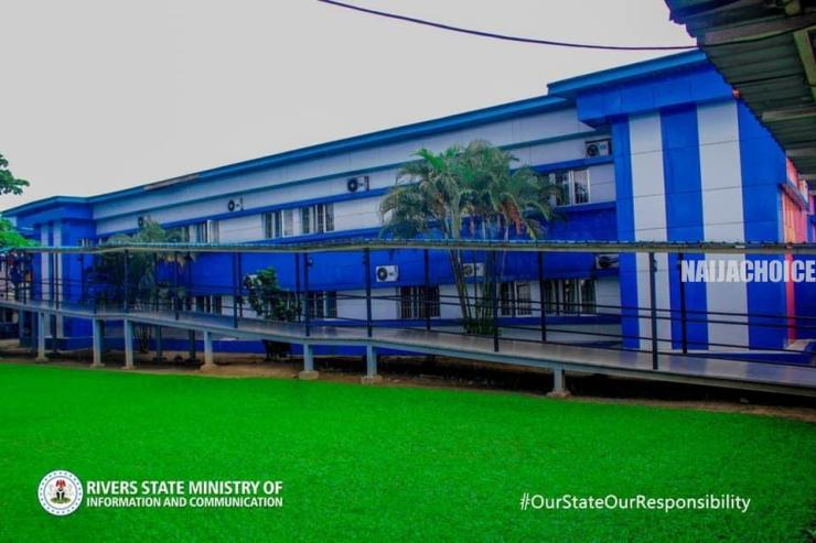 Rivers University Teaching Hospital: A Boost To The Nigerian Health System (Pics)