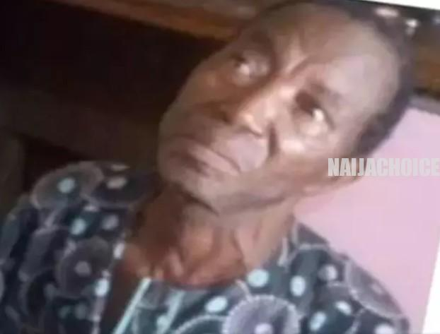 'She Hugged Me & I Lost My Sense' - Grandpa Rapes 12- Year - Old Girl In Lagos
