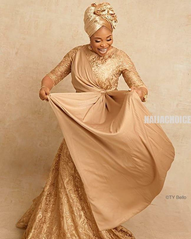 Gospel Artiste , Tope Alabi Celebrates Her 50th Birthday With Stunning Pictures