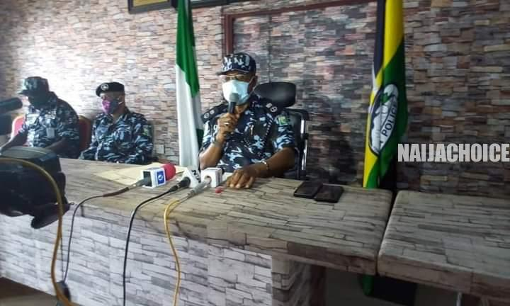 Police Arrest Hoodlums Accused Of Destroying Police Facilities In Anambra