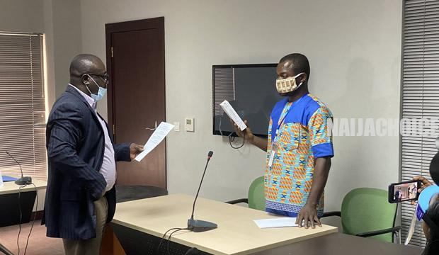 """""""SARS Detained Me For 48 Days"""" - Victim Narrates Ordeal To Lagos Panel Of Inquiry"""