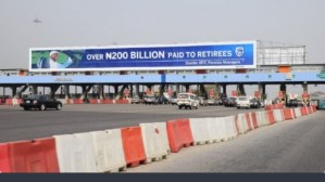 Security Cameras Were Not Removed From Lekki Toll Gate - LCC