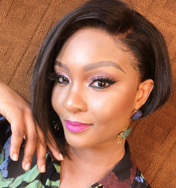 Actress Osas Ighodaro's Mother Dies A Week To Her Birthday (Photo)