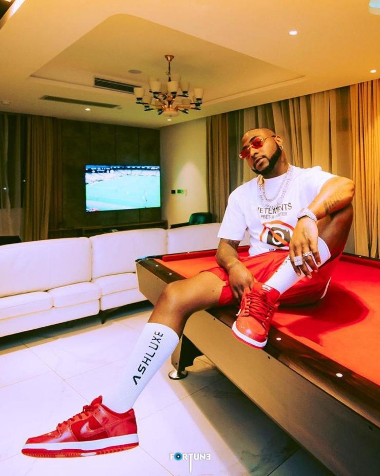 Davido Celebrates His 28th Birthday (Throwback & Recent Photos)