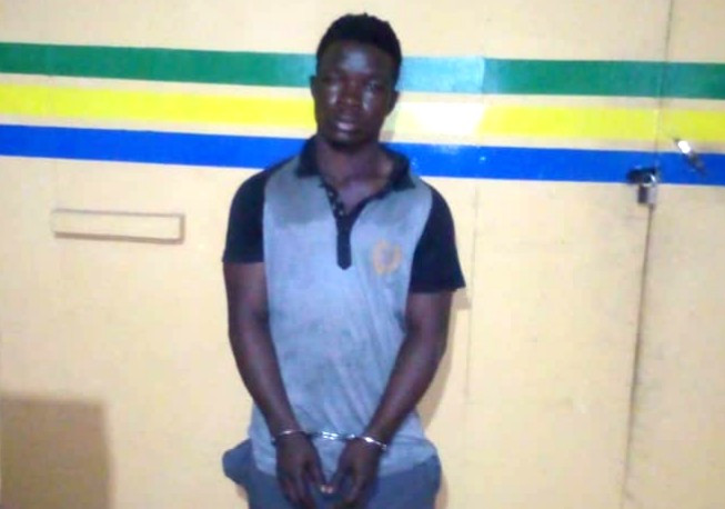 Suspected Ritual Killer Who Absconded From Oyo , Arrested In Ogun (Photo)