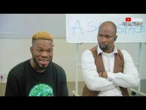 Comedy Video: Edem Victor ft. Broda Shaggi, Poco Lee, Toyosi Adeyemoh & Bori – Safe Space (The Confession Episode 1)