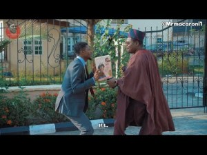 DOWNLOAD COMEDY VIDEO: Mr Macaroni – Don't Stress Me