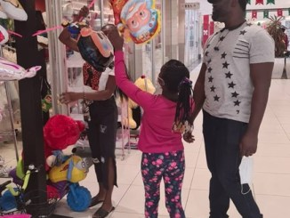 Mercy Johnson Hosts Birthday Party For Her First Child (Photos, Video)