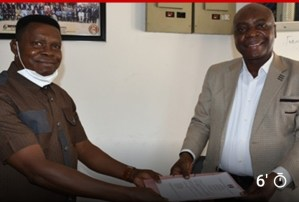 Director Demoted And Victimized By Magu Emerges Head Of EFCC Academy (Photo)