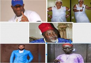 Five Nollywood Actors And Actresses Who Died In January 2021 (Photos)