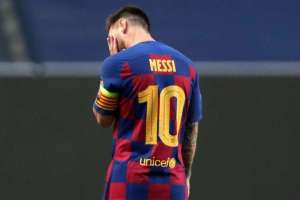 Messi Faces 12-match Ban For Punching Opponent During Super Cup Final