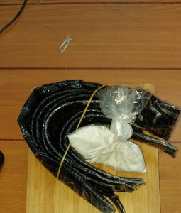 Nigerian Cocaine Trafficker Caught & Arrested In Trinidad And Tobago (Pix)
