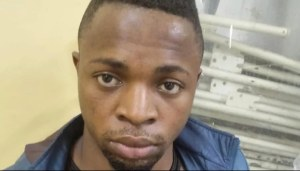 Nigerian Man Swallows Cocaine Capsules In India When Confronted By Officials (Photo)