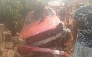 Oh No!! Tragedy As Learner Crushes Six Siblings To Death In Edo State