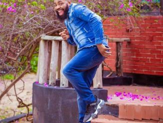 Comedian, Woli Arole releases pre-wedding photos with wife-to-be, Yemi