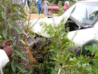 Ghanaian Woman Dies While Driving At Top Speed To Catch Her Cheating Husband