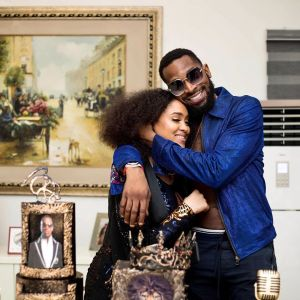 'The Richest Woman I Know': D'banj Celebrates His Wife On Her 30th Birthday (Pics)