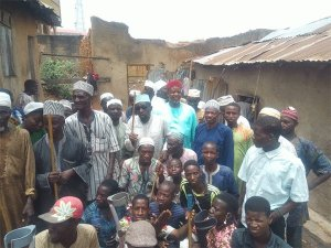 Beggars Protest Low Patronage In Oyo