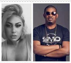Don Jazzy's Ex-Wife, Michelle Finally Speaks, Reacts To The Marriage News
