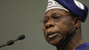 LG Administration Getting Worse In Nigeria - Obasanjo Cries Out