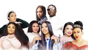 Nigerian Celebrity Friends Who Have Parted Ways (Photos)
