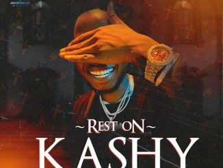 DOWNLOAD MP3: Barry Jhay – Rest On Kashy (Tribute To Kashy)