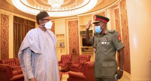 Army Chief's Appointment: FG To Spend N700M To Force 29 Generals Out