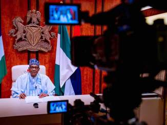 Full Text: President Buhari's Democracy Day Speech On June 12, 2021 (Pictures)