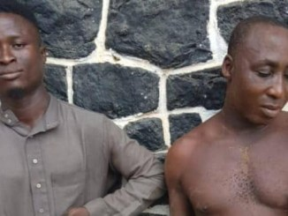 Land Grabbers Invade Building Site In Ogun, Snatch N500,000 From A Lady (Pics)