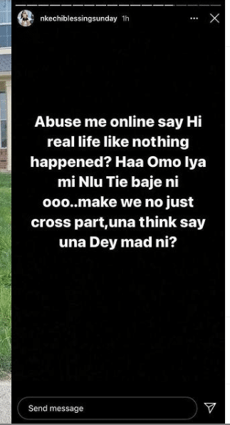 Nkechi Blessing Shades Seyi Shay Over Fight With Tiwa Savage