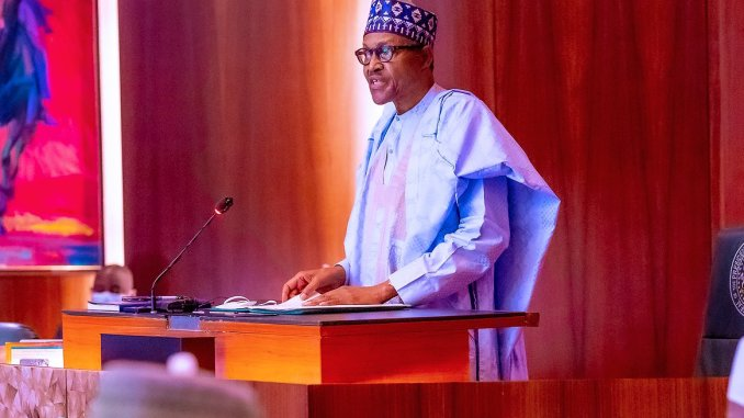 President Buhari Reveals Why Some Nigerians Finance Terrorism, Vows To Deal With Them