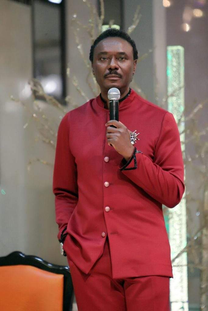 TB Joshua: Pastor Okotie Celebrates The Death Of 'Lucifer', Shares Cryptic Post