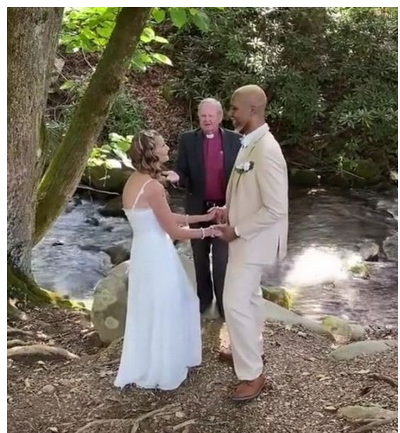 24-year-old Man Finally Got Married To A 61-year-old Woman