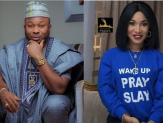 I Would Have Killed Churchill With Rat Poison - Tonto Dikeh (Leaked Audio)