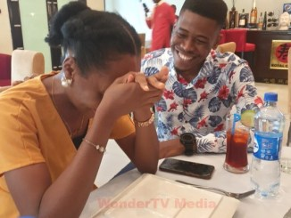 Man Proposes To His Girlfriend In Style (Video)