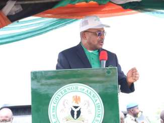 Udom Flags Off The Planting Of 300,000 Special Breed Of Coconut Seedlings (Pictures)
