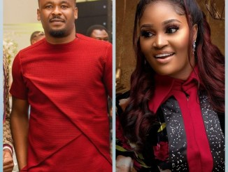 """Zubby Michael & Actress Chizzy Alichi Fight Over """"A Woman Being King Of Boys"""""""
