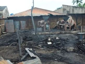 One Wounded As Fire Razes Over N10M Palm Kernel Factory In Ondo