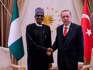 Terrorists Who Tried To Oust Me Are Illegally Active In Nigeria - Turkish President