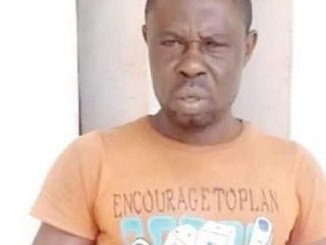 'Why I Slept With My Daughter' – 45-Year-Old Suspect