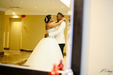 Nigerian Wedding Between Cherish and Ibe
