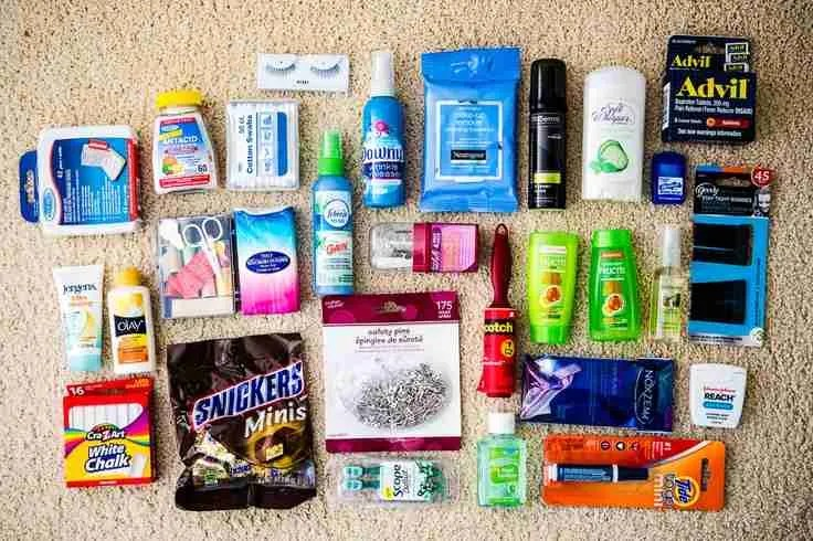 Wedding Day Emergency Kit.Must Have Nigerian Bridal Emergency Kit How To Avoid Any Wedding