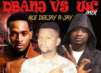 Dj R jay - Dbanj And Wande Coal Mixtape